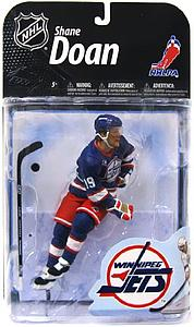 NHL Sportspicks Series 22 Shane Doan (Winnipeg Jets) Blue Jersey Collector Level
