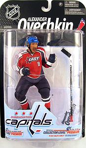 NHL Sportspicks Series 23 Alex Ovechkin (All-Star East) Red Jersey Variant