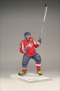 NHL Sportspicks Series 23 Alex Ovechkin (Washington Capitals) Red Jersey