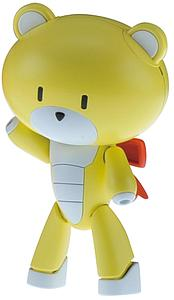 Gundam High Grade Petit`Gguy 1/144 Scale Model Kit: #003 Petit-Beargguy Winning Yellow