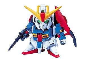 Gundam SD BB Model Kit: #198 MSZ-006 Zeta Gundam