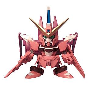 Gundam SD BB #268 Model Kit: Justice Gundam