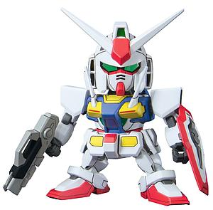 Gundam SD BB Model Kit: #333 O Gundam (Type A.C.D)