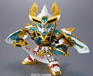 Gundam SD BB Model Kit: #006 Shin Sonken Gundam