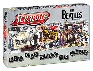 Scrabble: The Beatles Edition