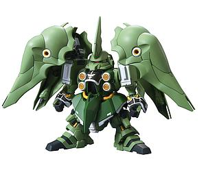 Gundam SD BB Model Kit: #367 NZ-666 Kshatriya