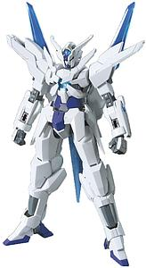 Gundam High Grade Build Fighters 1/144 Scale Model Kit: #034 Transient Gundam