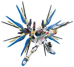 Gundam Real Grade Excitement Embodied 1/144 Scale Model Kit: #14 ZGMF-X20A Strike Freedom Gundam
