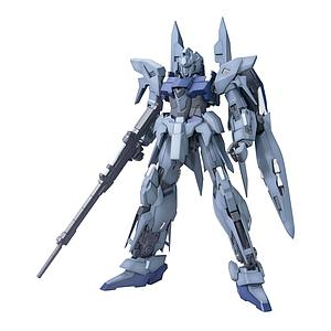 Gundam Master Grade 1/100 Scale Model Kit MSN-001A1 Delta Plus