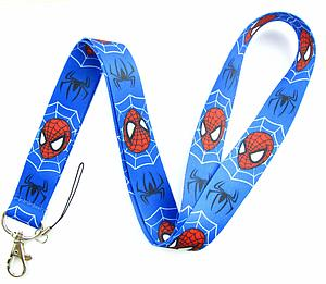Marvel Lanyard Spider-man Classic Blue