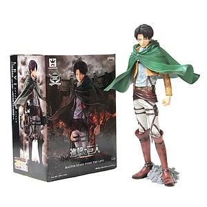 "Attack on Titan Master Stars Piece 9.5"" Levi Ackerman"