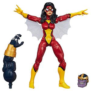 "Marvel Legends Infinite Build-a-Figure Thanos 6"": Spider-Woman"