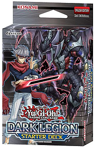 YuGiOh Trading Card Game Arc-V: Starter Deck Dark Legion
