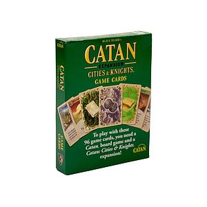 Catan: Cities & Knights Replacement Game Cards (5th Edition)