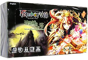 Force of Will Trading Card Game - The Castle of Heaven and The Two Towers Booster Box