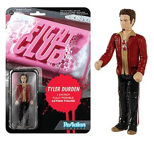 ReAction Figures Fight Club Tyler Durden (Vaulted)