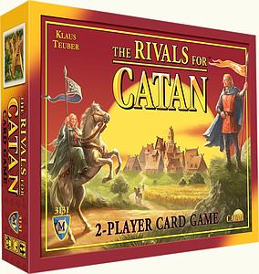 Catan: The Rivals for Catan