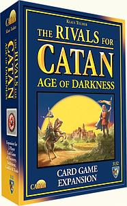 Catan: The Rivals for Catan - Age of Darkness