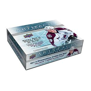 Upper Deck NHL 2014-15 Artifacts Hockey Hobby Box