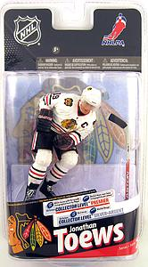 NHL Sportspicks Series 24 Jonathan Toews (Chicago Blackhawks) White Jersey