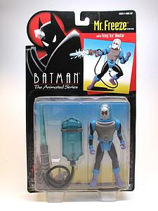 Batman The Animated Series Figure: Mr. Freeze