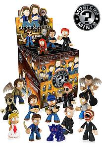 Mystery Minis Blind Box: Supernatural (12 Packs)