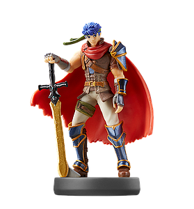Nintendo Super Smash Bros. Amiibo Mini Figure: Ike