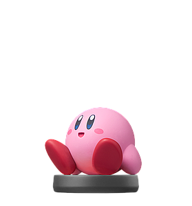 Nintendo Super Smash Bros. Amiibo Mini Figure: Kirby