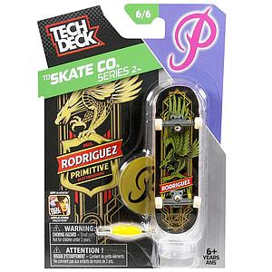 Tech Deck 96mm Fingerboard - Skate Co. Series 2