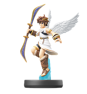 Nintendo Super Smash Bros. Amiibo Mini Figure: Pit