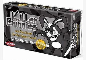 Killer Bunnies & the Quest for the Magic Carrot: Ominous Onyx Booster Deck