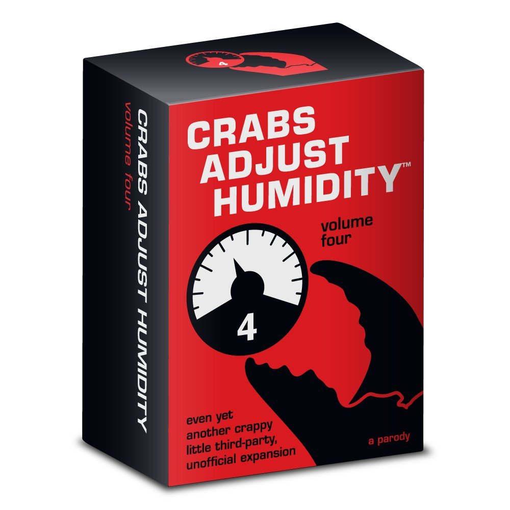 Crabs Adjust Humidity - Vol 4