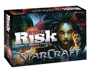 RISK: StarCraft Collector's Edition