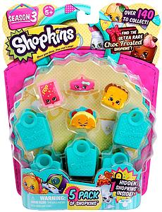 Shopkins Season 3 Figure: 5-Pack (Random Pack) (US)
