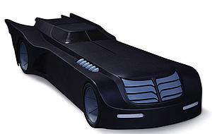 Batman The Animated Series: Batmobile