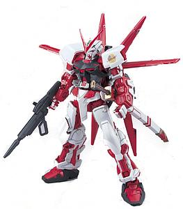 Gundam High Grade Gundam Seed 1/144 Scale Model Kit: #058 Gundam Astray Red Frame (Flight Unit)
