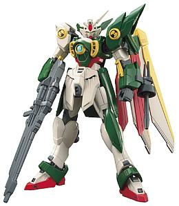Gundam High Grade Build Fighters 1/144 Scale Model Kit: #006 Wing Gundam Fenice