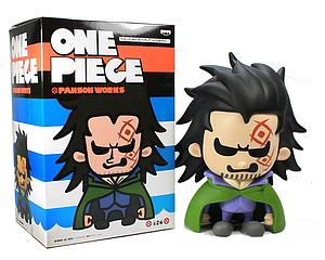 "One Piece Panson Works 6"" Monkey D. Dragon Figure"