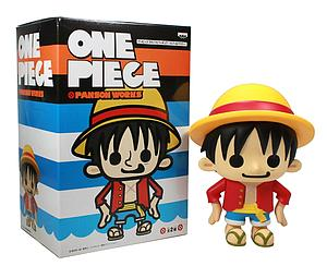 "One Piece Panson Works 6"" Monkey D. Luffy Figure"