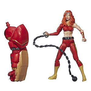 "Marvel Legends Infinite Build-a-figure 6"": Fearless Defenders Thundra (Hulkbuster)"