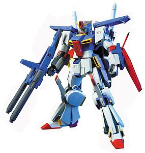 Gundam High Grade Universal Century 1/144 Scale Model Kit: #111 MSZ-010 ZZ Gundam
