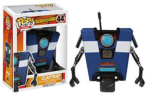 Pop! Games Borderlands Vinyl Figure Claptrap (Clap Trap) #44 EB Games / Gamestop Exclusive
