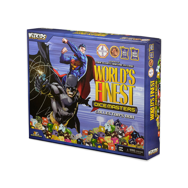 DC Dice Masters World's Finest Collectors Box