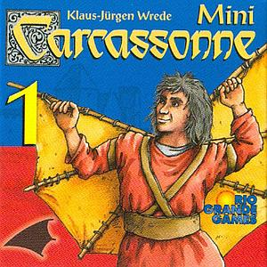 Carcassonne: Mini Expansion #1 - The Flier