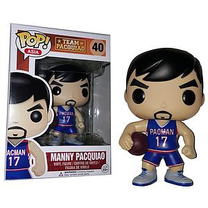 Pop! Asia Team Pacquiao Vinyl Figure Manny Pacquiao Basketball #40