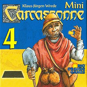 Carcassonne: Mini Expansion #4 - The Goldmines