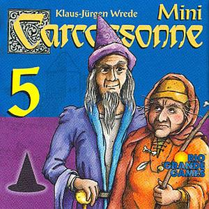Carcassonne: Mini Expansion #5 - Mage & Witch