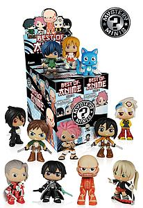 Mystery Minis Blind Box: Best of Anime Series 1 (12 Packs)