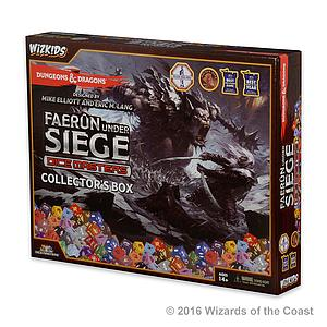 Dungeons & Dragons Dice Masters: Faerun Under Siege Collector's Box
