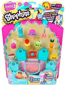 Shopkins Season 3 Figure: 12-Pack (Random Pack)